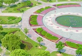 偃师市新区人民广场